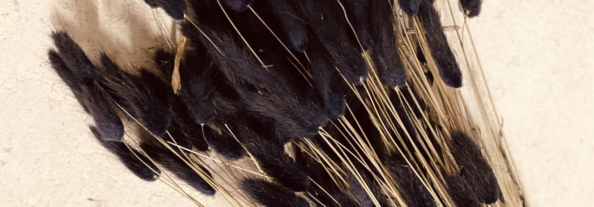 Bunny Tails BLACK