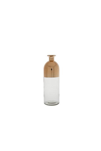 VAAS FLES Transparant GLAS KOPER