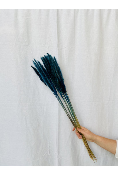 Fluffy Reed - blauw