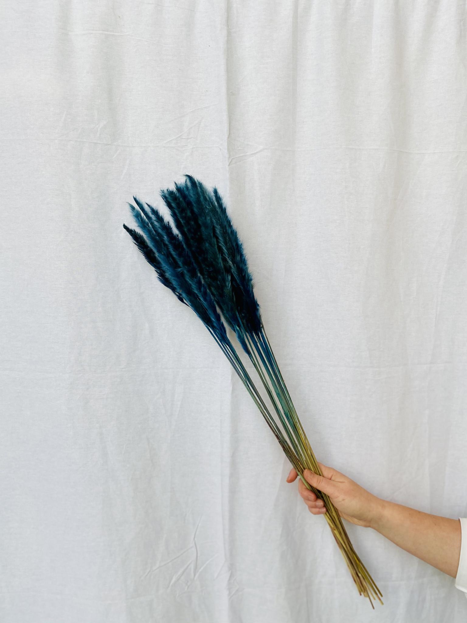 Fluffy Reed - blauw-1