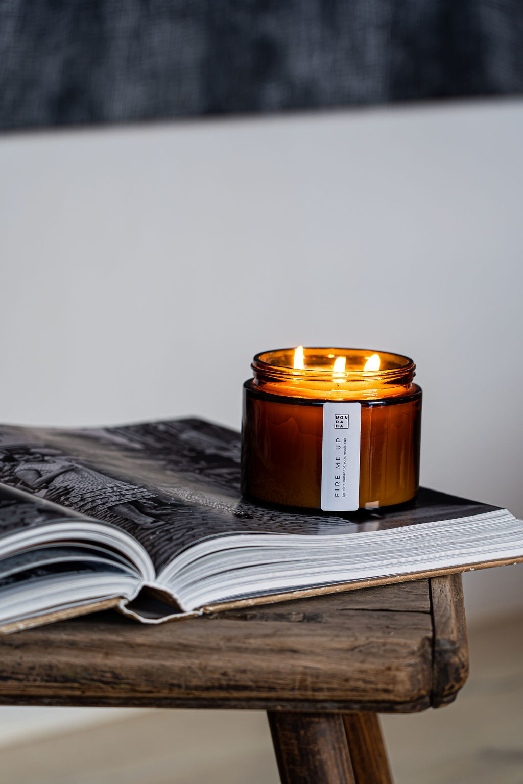Amber Candle XL - 400 ml-2