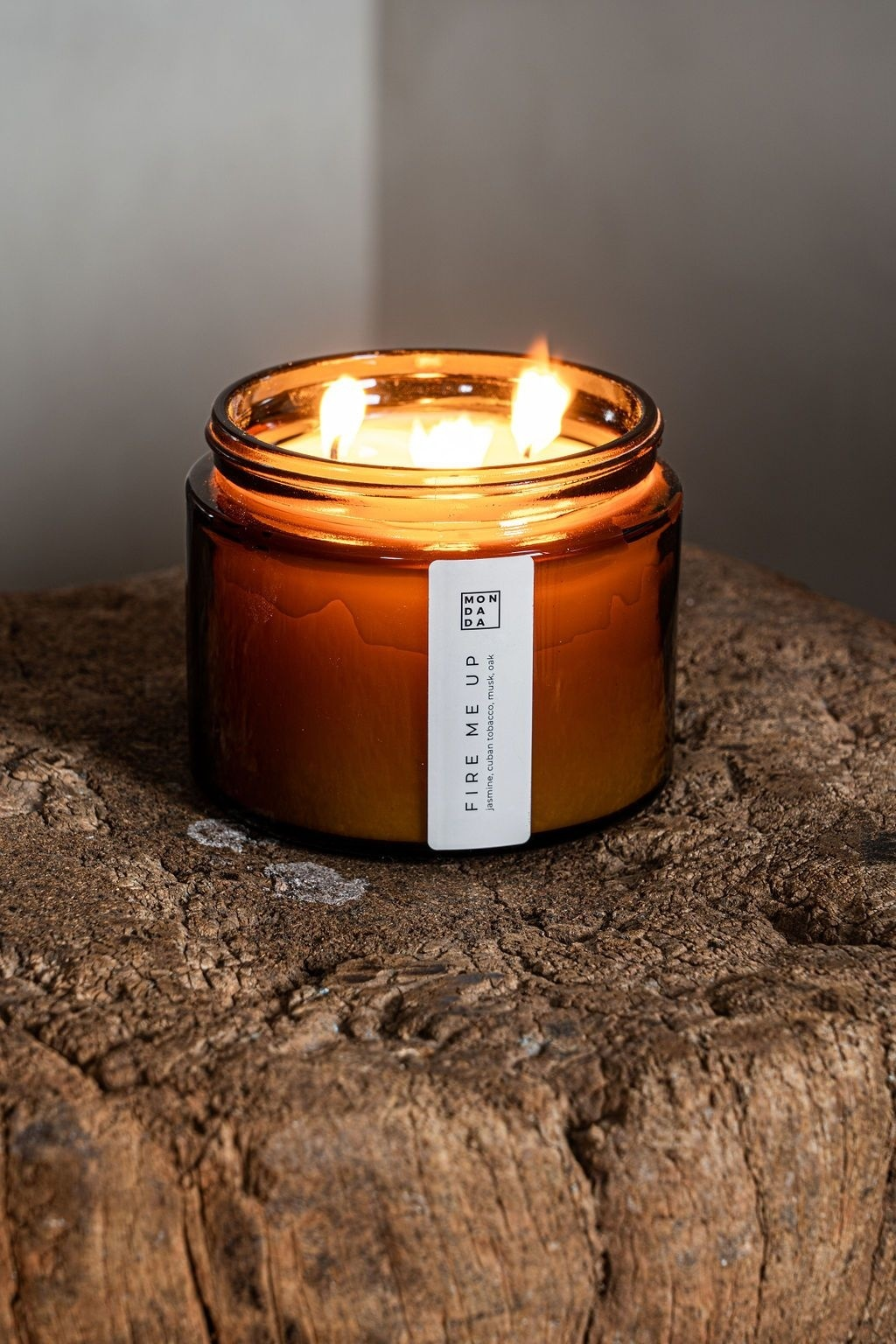 Amber Candle XL - 400 ml-1