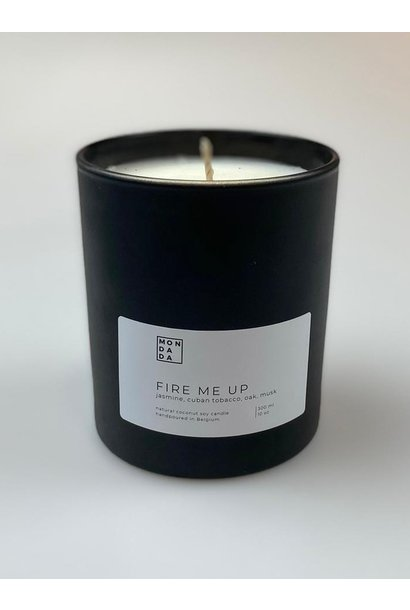 Black Collection Candle