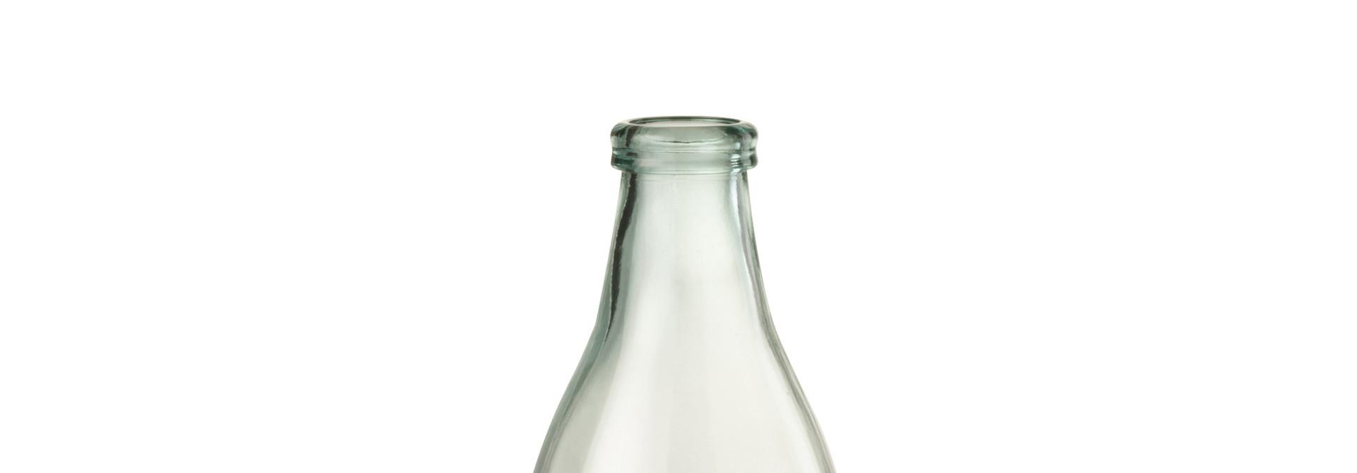 Vaas Fles Glas Transparant