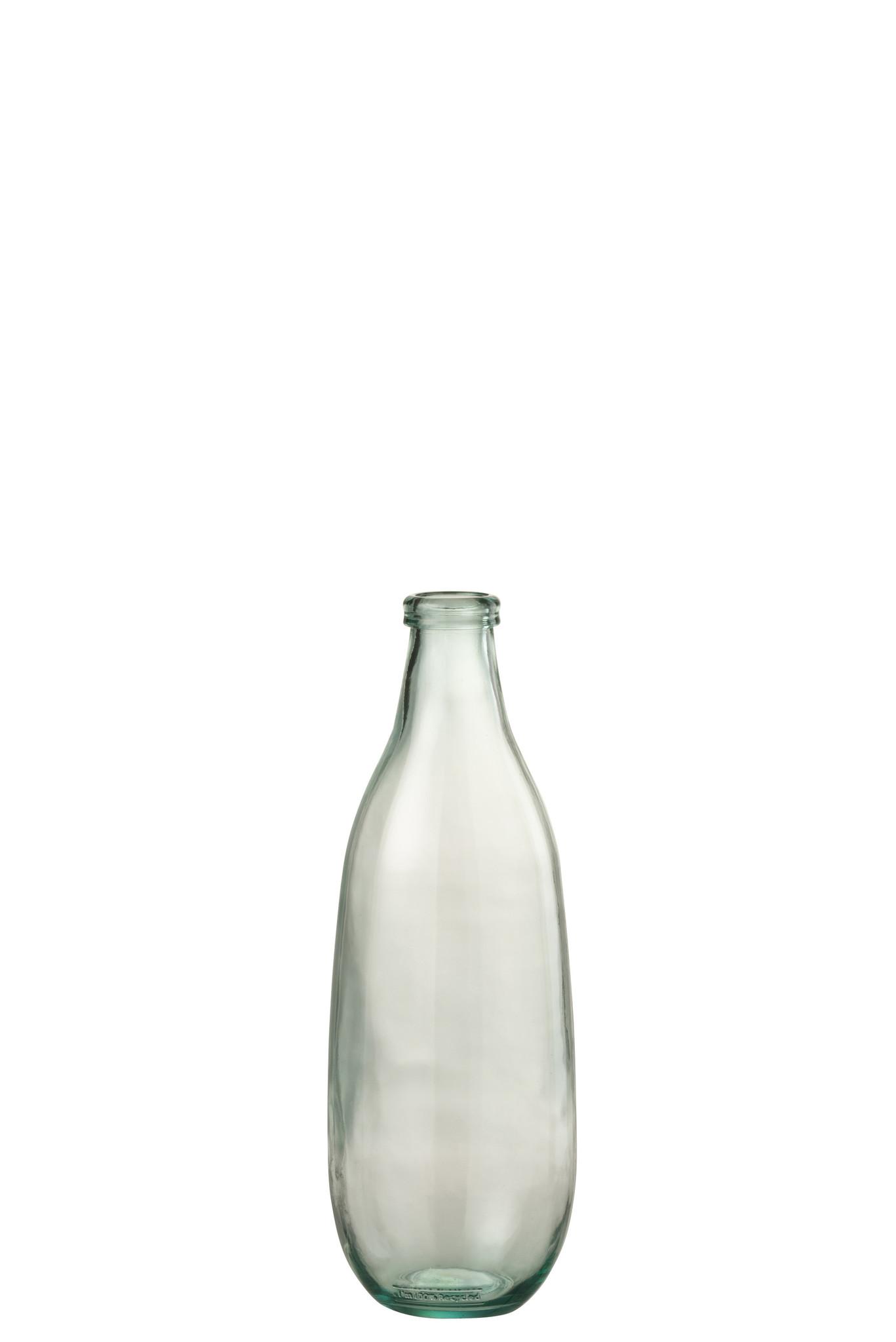 Vaas Fles Glas Transparant-1