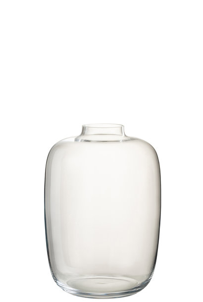 Vaas Cleo Glas Transparant Small