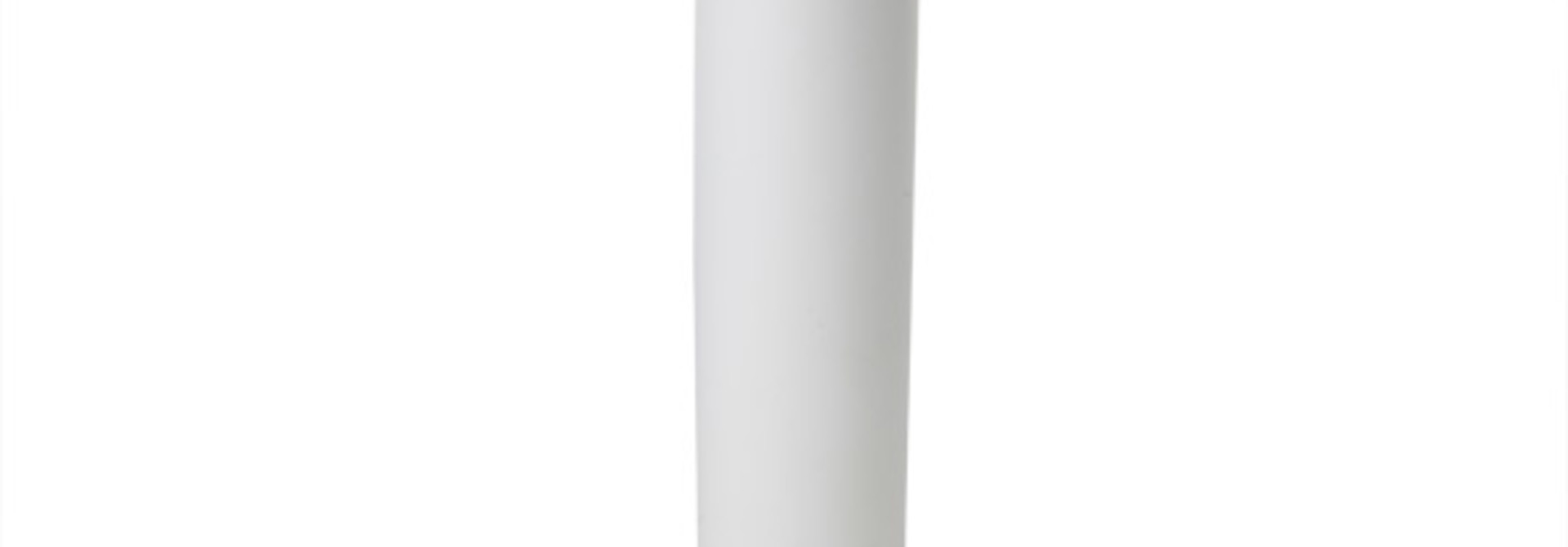 Palissandro white cylindervaas