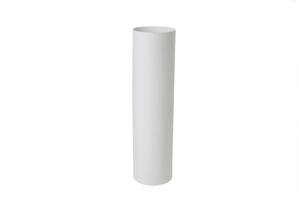 Palissandro white cylindervaas-1