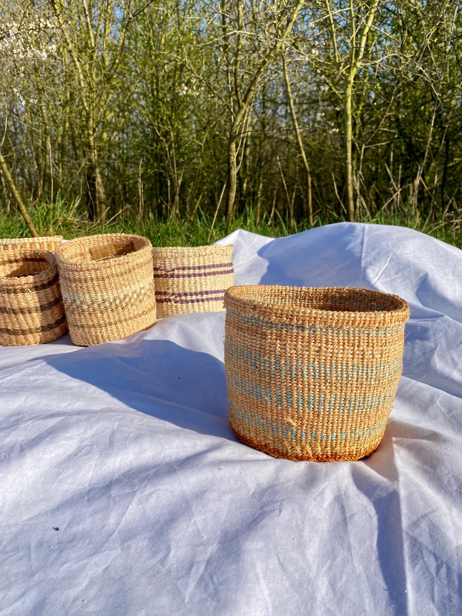 Hadithi Basket xs Colorfull/natural-1