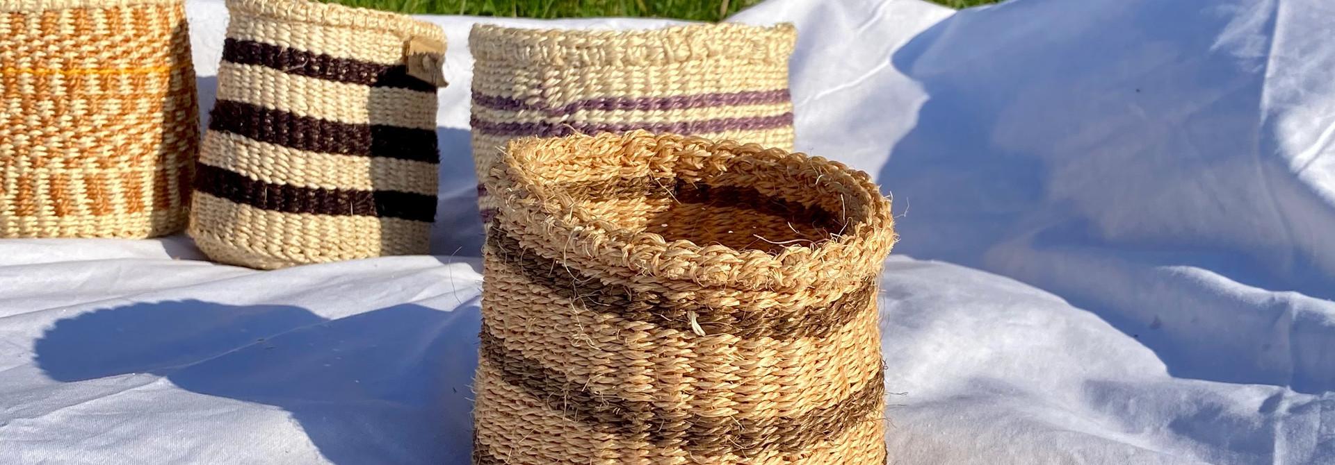 Hadithi Basket xs Colerfull/natural