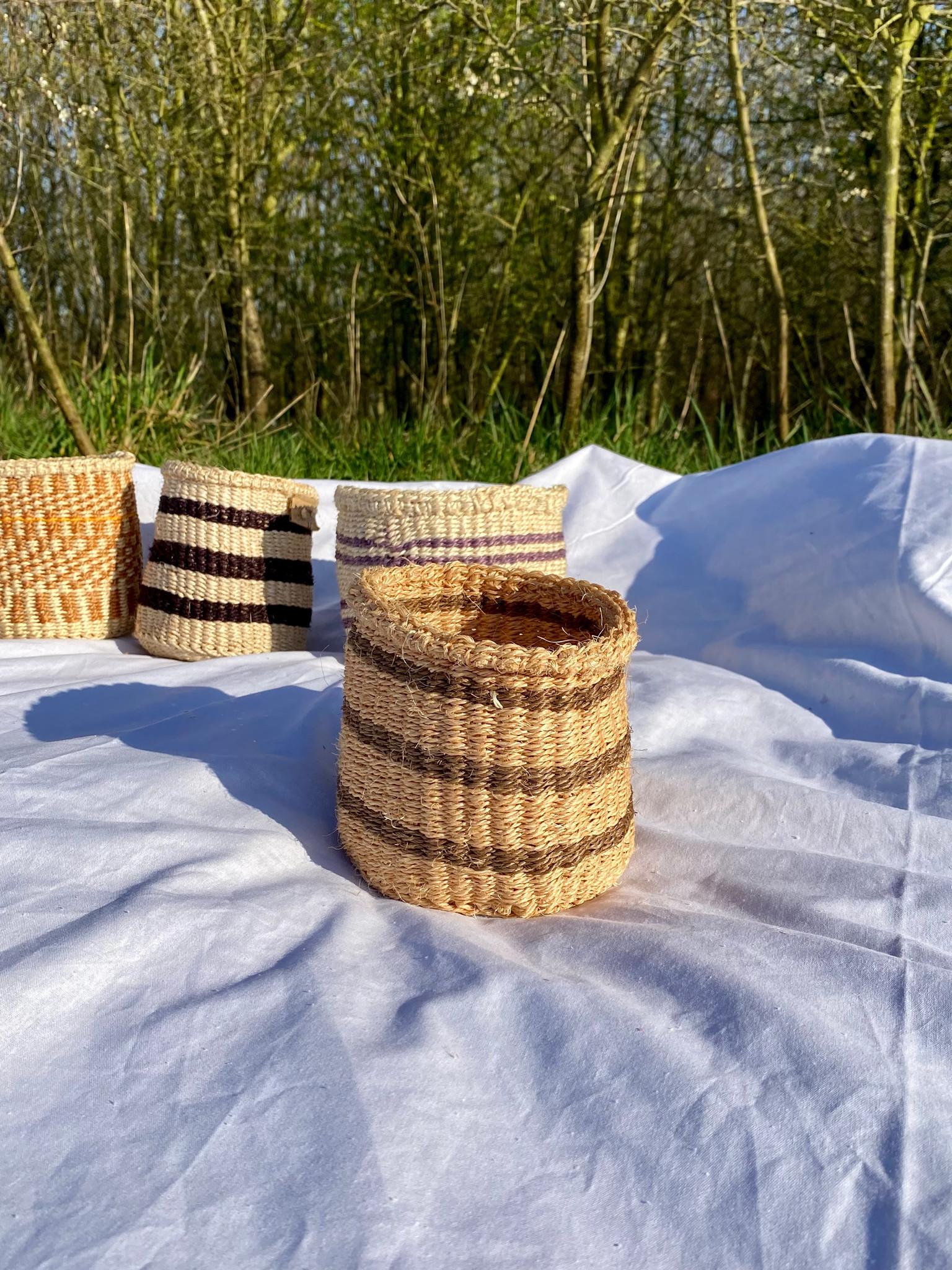 Hadithi Basket xs Colerfull/natural-1
