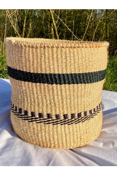 Hadithi Basket - Large colorfull / natural