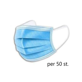 Mondneusmasker - medisch IIR - 50st
