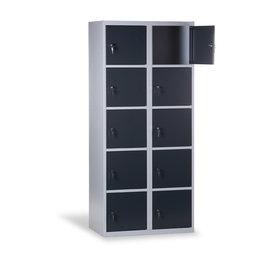 Locker kast - 10 vaks