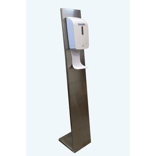 Huur: Handdesinfectie Dispenser op zuil