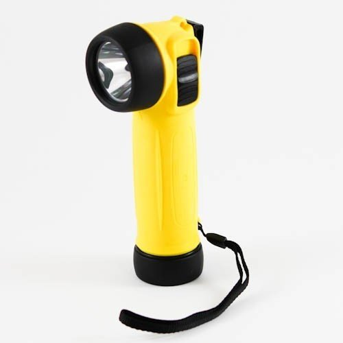Wolf Wolf R-50H LED Rechargeable Torch, with charger - ATEX Zone 1/21