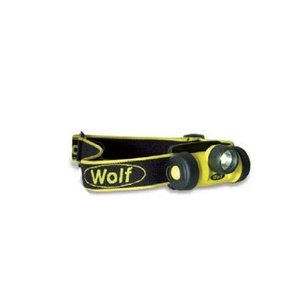 Wolf Wolf HT-400 LED headtorch- ATEX zone 1