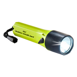 Peli Peli StealthLite 2410 Z0, YW - ATEX zone 0 flashlight