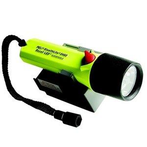 Peli Peli StealthLite 2460 Z1 Yellow - ATEX zone 1 flashlight