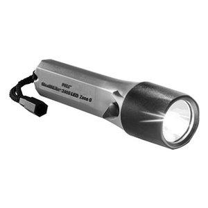 Peli Peli StealthLite 2410 Z0, Gray - ATEX zone 0 flashlight