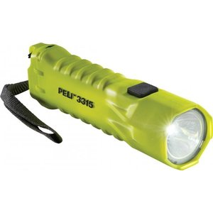 Peli Peli 3315C Z0 Yellow- Zone 0 ATEX zaklamp