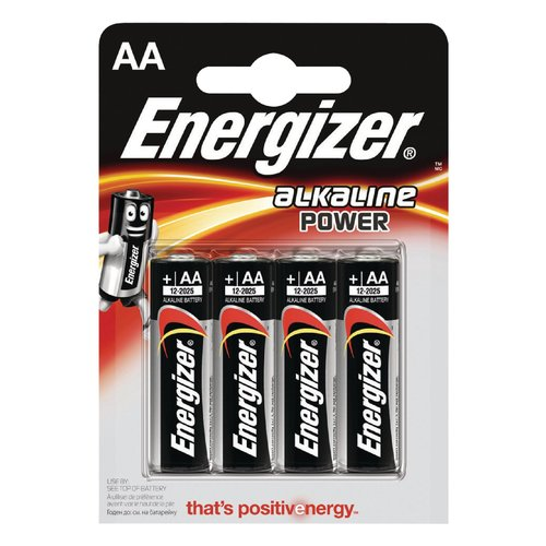 Energizer Energizer Power alkaline AA/LR6 4-blister