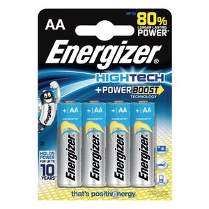 Energizer Energizer HighTech AA/LR6 1.5 V 4-blister
