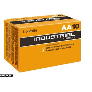 Duracell Duracell Industrial AA/LR6 1.5V 10-box