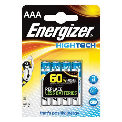 Energizer Energizer HighTech AAA/LR03 1.5 V 4-blister