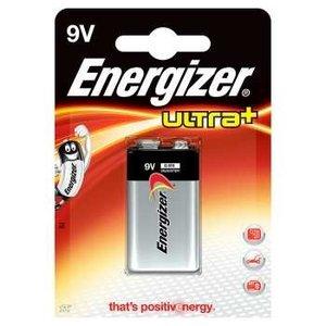 Energizer Energizer Ultra+ battery alkaline 6LR61 9V 1-blister