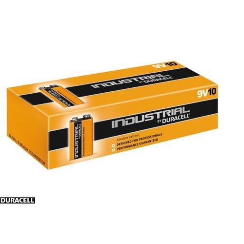 Duracell Duracell Industrial 6LR61 9V 10-box