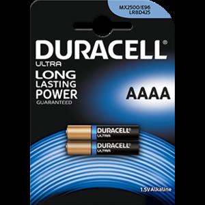 Duracell Duracell Ultra Power MX2500 AAAA/LR61 1.5V 2-blister