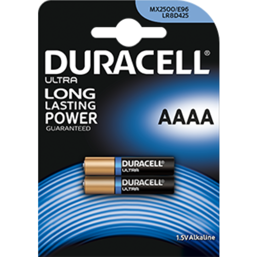 Duracell Duracell Ultra Power MX2500 AAAA/LR61 1.5V 2-blister
