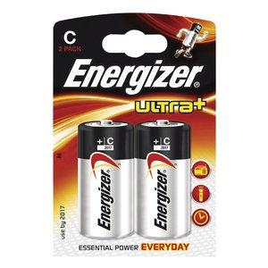 Energizer Energizer Ultra+ battery alkaline C/LR14 1.5V 2-blister
