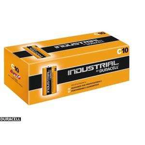 Duracell Duracell Industrial C / LR14 1.5V 10-box