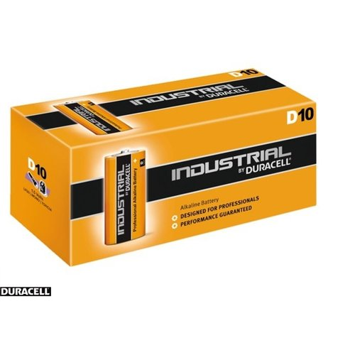 Duracell Duracell Industrial D / LR20 1.5V 10-box