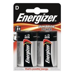 Energizer Energizer Power alkaline D/LR20 2-blister
