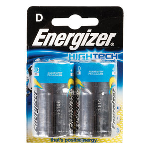Energizer Energizer HighTech D/LR20 1.5 V 2-blister