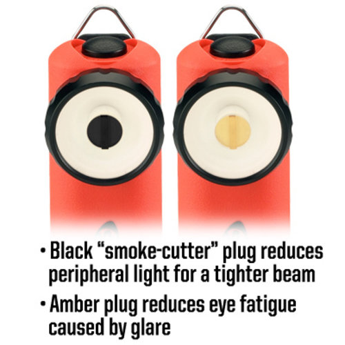 Streamlight Streamlight Smoke cutter set for Survivor Low-Profile
