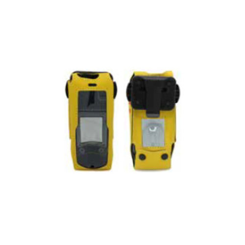 i.safe Mobile i.safe-MOBILE leather case Yellow with belt clip for Challenger 2.x