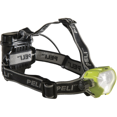 Peli Peli 2785Z1 LED ATEX ZONE 1 headlight Yellow