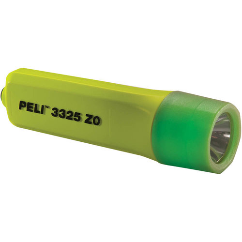 Peli Peli 3325Z0 LED, ATEX zone 0, Yellow