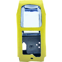 i.safe-MOBILE Leather case for IS320.1 & IS310.2 Yellow