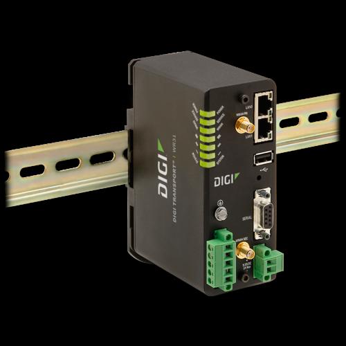 Digi Digi Transport WR31 - 4G LTE Router