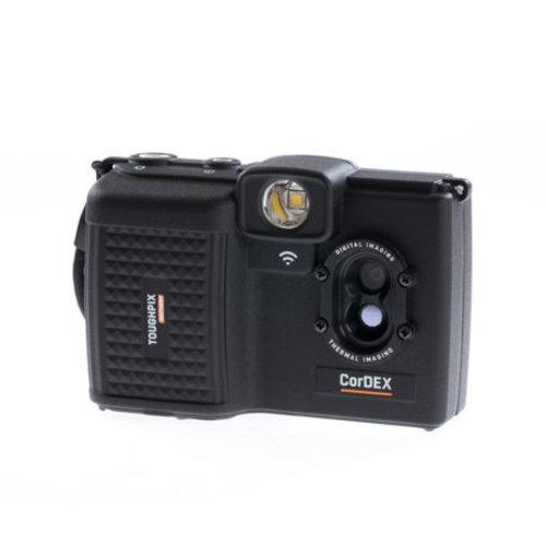 CorDex instruments CorDEX TOUGHPIX Digiterm ATEX compact digital & thermal camera