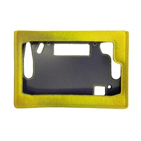 i.safe-MOBILE Leather case yellow for IS910.x & IS930.x tablet