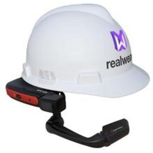 i.safe Mobile i.safe-MOBILE HMT-1Z1 ATEX Head-mounted tablet