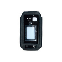 i.safe-MOBILE leather case for IS520.x & IS530.x black