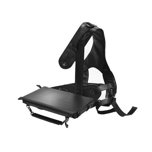 Aegex Technologies Aegex Hands-free Tablet Harness, Leather, One (1) Shoulder Kit (w leather case & tethered stylus)