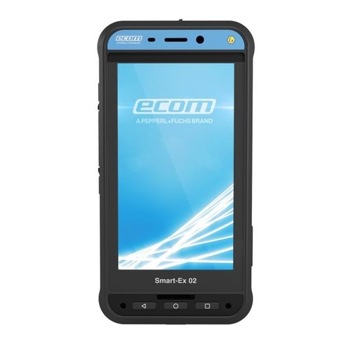 ECOM Instruments ECOM Smart-Ex 02 DZ1  zone 1/ 21 ATEX Smartphone